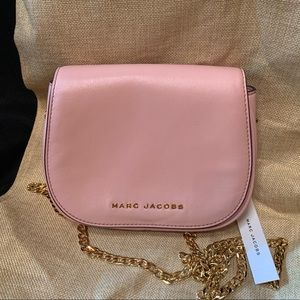 Marc Jacobs's light pink crossbody